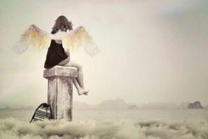 神の教えを伝えた天使