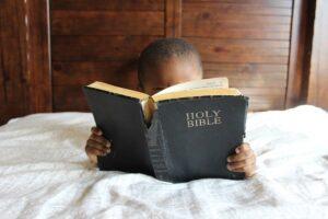 寝る直前に読書