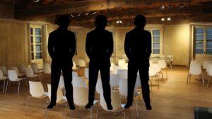 三人のリーダー三頭政治