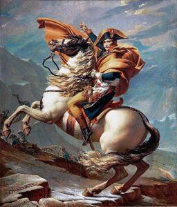 軍人ナポレオン・ボナパルト