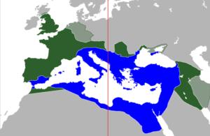 東西ローマ分裂