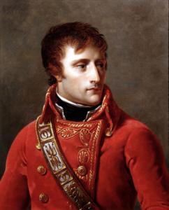 第一統領ナポレオン