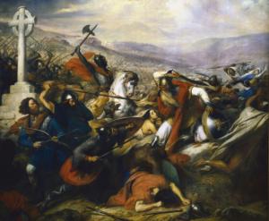 トゥール・ポワティエ間の戦い